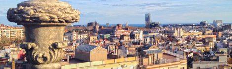 Barcelona, campanar, Sant Pere de les Puel·les, neoclàssic