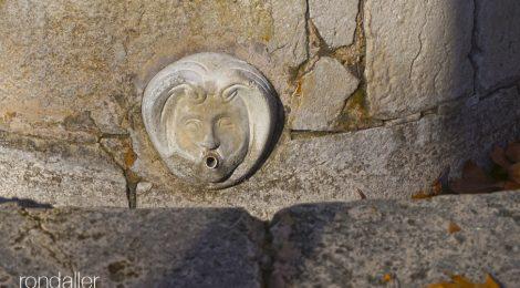Banyoles, Pla de l'Estany, Font Pudosa, balneari