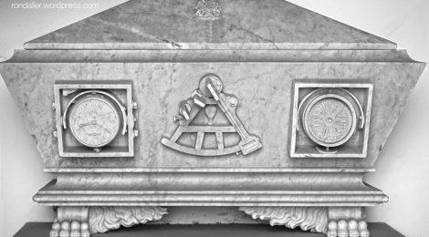 Mausoleu de Rafael Patxot al cementiri del Poblenou.