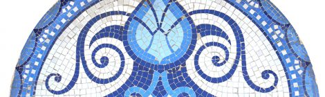 Vilassar de Mar, Noucentisme, Maresme, mosaic