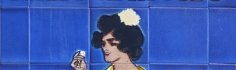 Anís del Mono, Mataró, Ramon Casas, ceràmica, plafó ceràmic, Maresme, rajola, publicitat