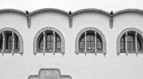 Gandesa, Terra Alta, celler, modernisme, noucentisme