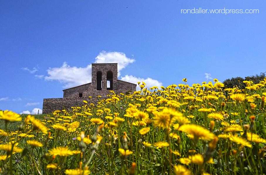 Tagamanent, Vallès Oriental, Montseny,, Pla de la Calma