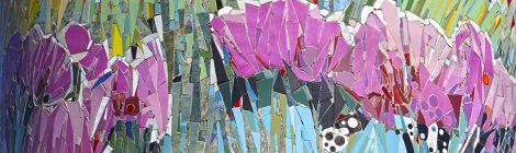 Figueres, Vilatenim, Alt Empordà, mosaic, Olivé-Milian, Lluís Roura