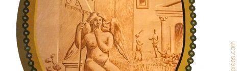 Castelldefels, Baix Llobregat, Horaci, moral, pintura