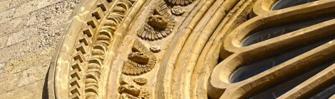 Reus, Baix Camp, prioral de Sant Pere, rosassa