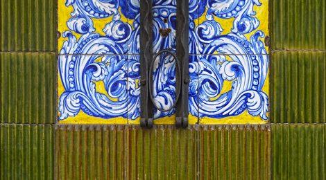 farmàcia Guinart, Sant Andreu de Palomar, Barcelona, modernisme