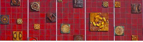 Cosme Toda, mural ceràmic, ceràmica, anys 70