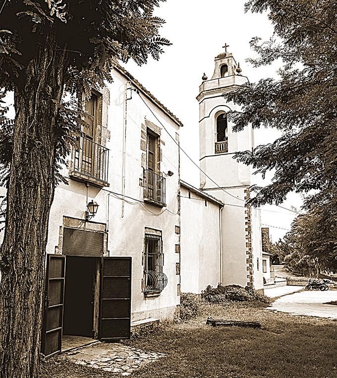 Grions a Sant Feliu de Buixalleu, La Selva.