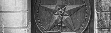 Blanes, La Selva, estrella, pentàcul