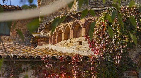 Vilalleons, Osona, Sant Julià de Vilatorta, romànic,