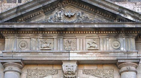 Parc de la Ciutadella, església Castrense, neoclàssic, Barcelona, Alejandro de Retz