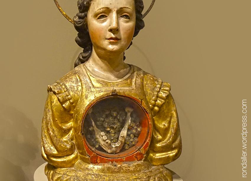 Reliquiari de Santa Rita.