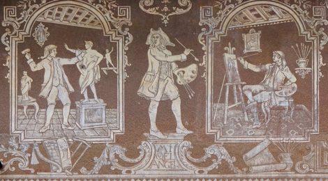 Casa Pallàs, Miquel Pallàs, noucentisme, esgrafiat, Sant Julià de Vilatorta, Osona