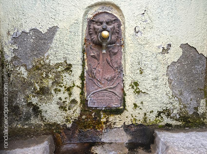 Font de Sant Vicenç de Torelló.