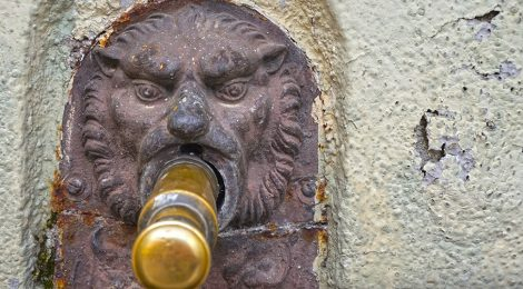 Sant Vicenç de Torelló, Osona, font, ferro fos, ferro colat, foneria