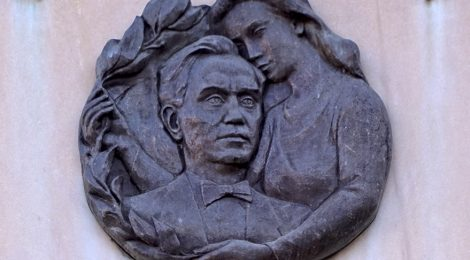 Alexander Fleming, científic, Jordi Arenas i Clavell, penicil·lina, Mataró, Maresme, placa commemorativa, descobridor