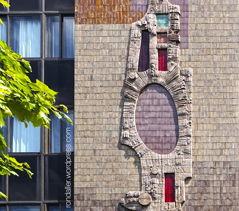 Mosaics de l'Hotel Calderón