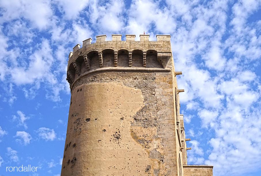 Torres de Quart a València