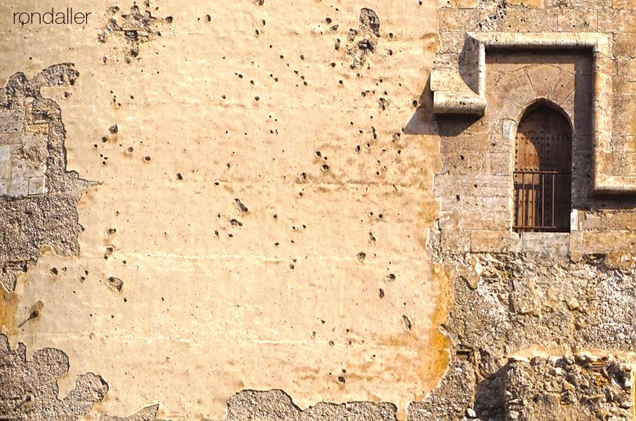 paret de les Torres de Quart a València