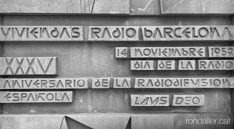 Arquitectura radiofònica