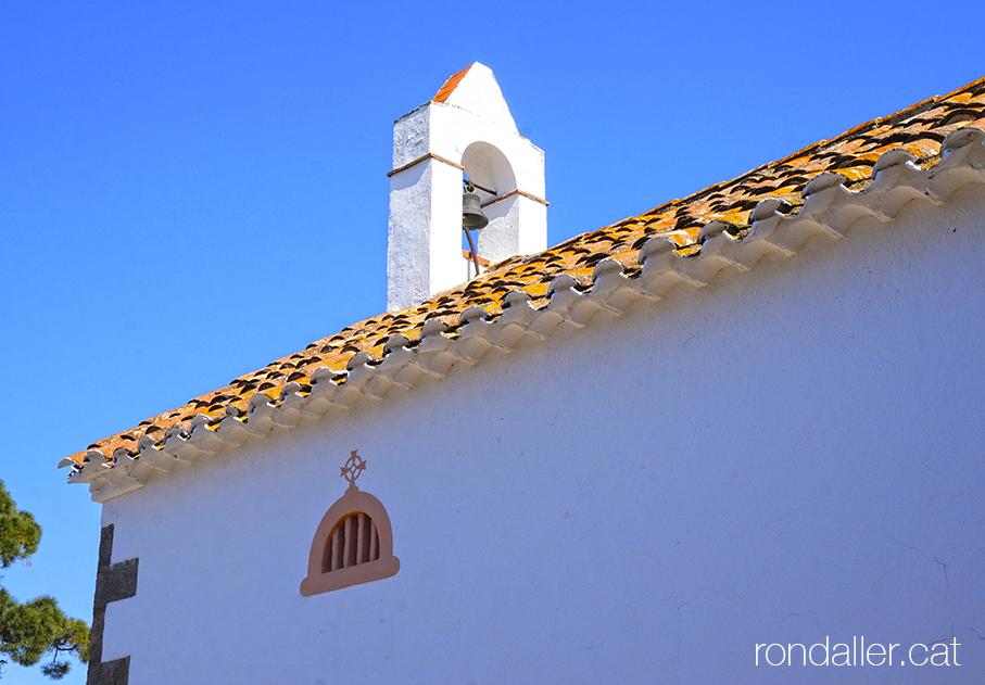5 epidèmies històriques. Capella de Sant Sebastià a Cabrera de Mar.