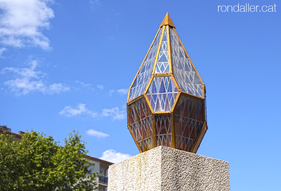 Monument al Doctor Gimbernat de Cambrils, al Baix Camp.