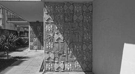 Murals ceràmics de Pedro Llorentes a Salou.