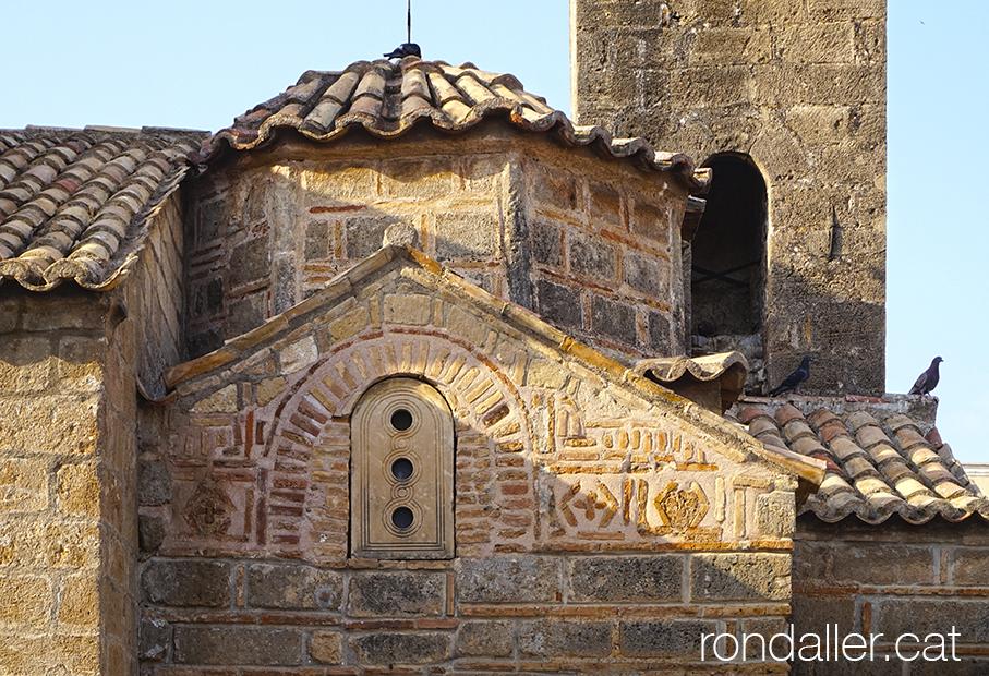 Antiga església bizantina dels Sants Apòstols a Kalamata